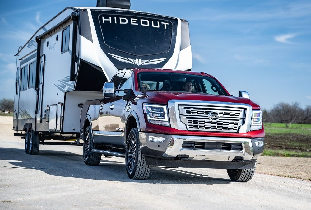 Nissan Titan XD – Built to tow and haul plus a lot more