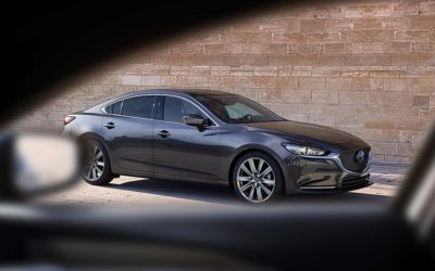 2020 Mazda6 Signature: Sophisticated mid-size sport sedan