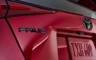 Toyota Prius Hybrid 2020 Edition celebrates 20 year iconic history