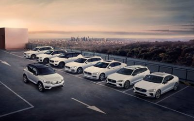 New Volvo models now speed limited to 112 mph