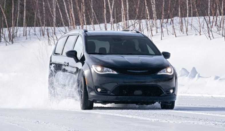 Chrysler Pacifica AWD arrives as special 2020 Launch Edition this fall