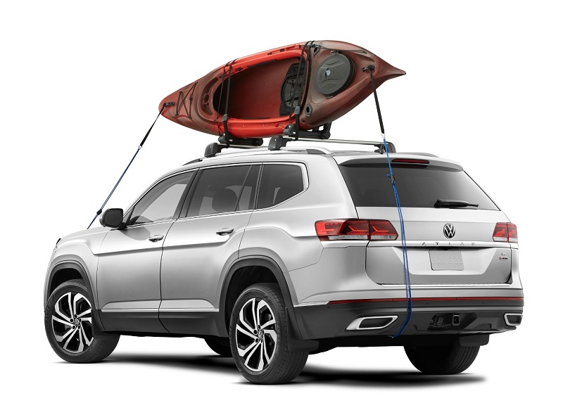 VW Atlas accessories for short-tripping summer of COVID-19