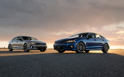Kia doubles down on sedans with K5 – their most powerful mid-size ever