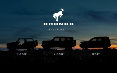 Not just a Bronco, but a whole adventure community is coming