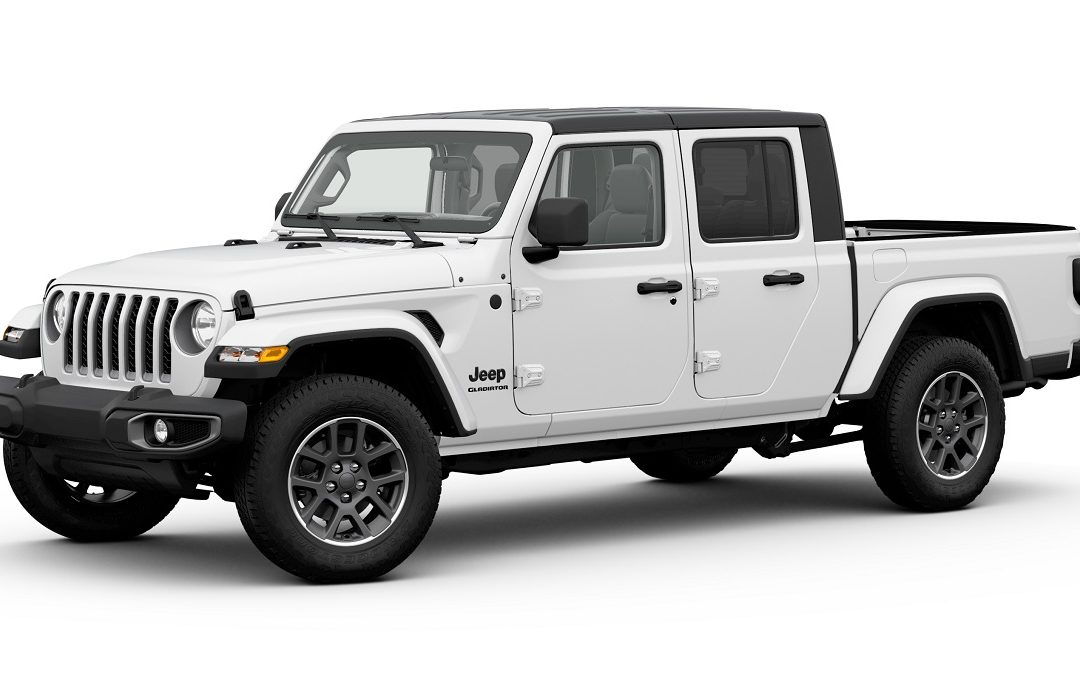 Jeep adds Altitude to Gladiator lineup – joins High Altitude