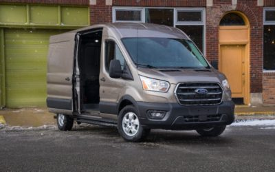 Ford Transit adds adventuring to its portfolio for 2020