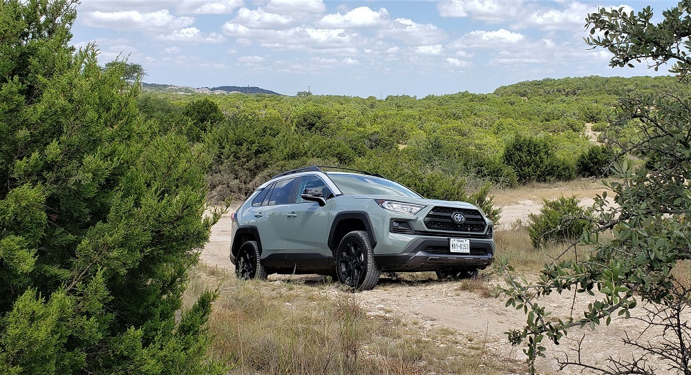 Toyota RAV4 TRD Off-Road a new dimension in overland trekking