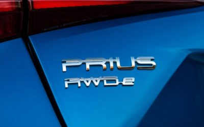 Do more for less in the 2020 Toyota Prius AWD-e