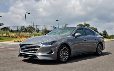Hyundai Sonata Hybrid even better for 2020