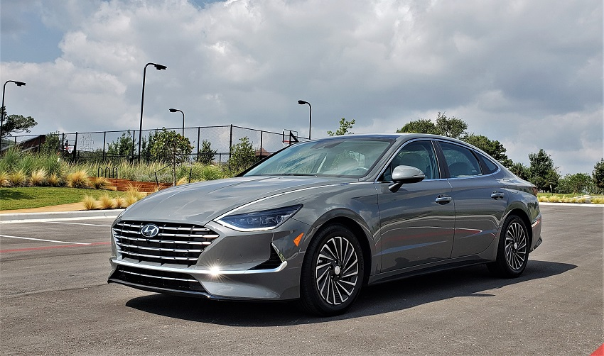 Hyundai Sonata Hybrid even better for 2020