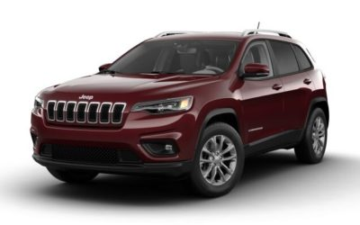 Jeep Cherokee line adds new Latitude LUX for 2021