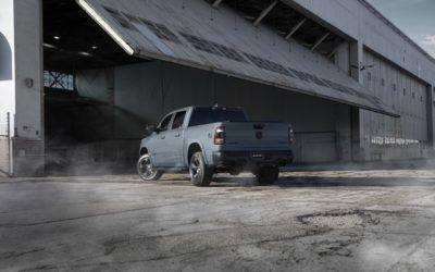 Ram 'Built to Serve' Edition trucks – third installment – due fourth quarter