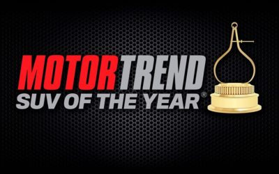 New Land Rover Defender MotorTrend 2021 SUV of the Year