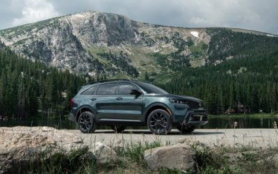 2021 Kia Sorento X-line customs highlight rugged nature of new line-up