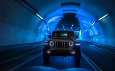 Jeep Wrangler 4xe named Green SUV of the Year by Green Car Journal