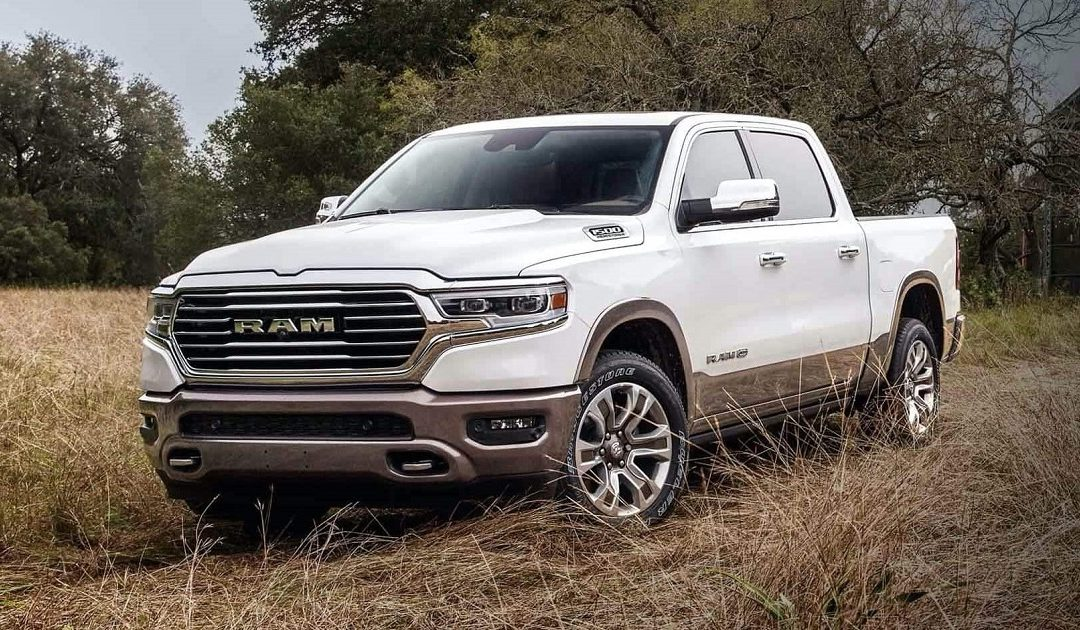 2021 Ram 1500 Crew Cab earns IIHS Top Safety Pick Rating