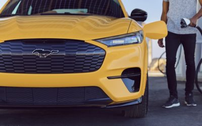 Mustang Mach-E GT to offer even faster Performance Edition