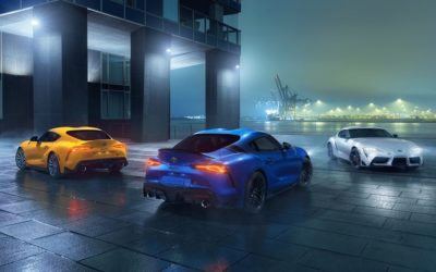 2021 Toyota GR Supra 3.0 Premium – now even faster – turns smiles to grins