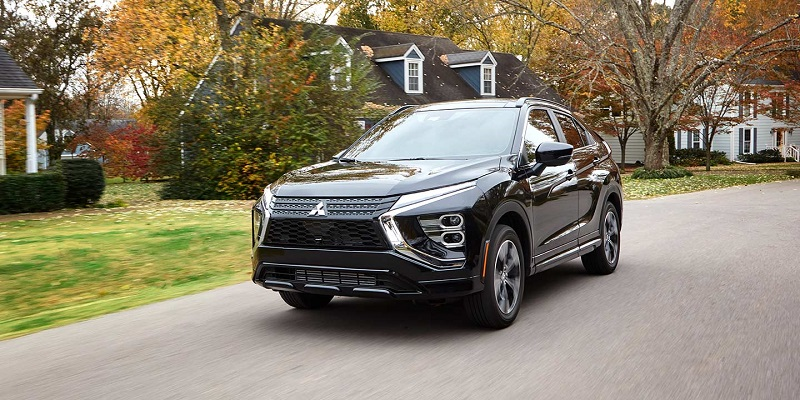 2022 Mitsubishi Eclipse Cross with more of everything to start at $23,395