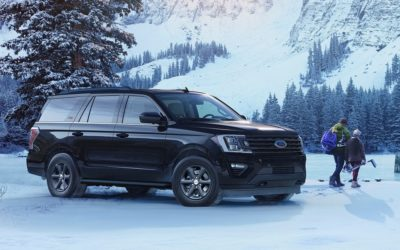 New Ford Expedition STX fully featured and value priced for family adventure