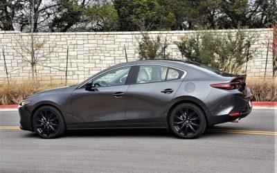 2021 Mazda3 Turbo AWD Premium Plus – quick and snappy drive