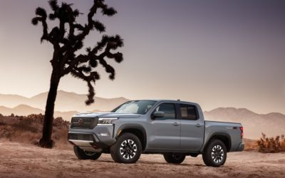 Bold new more capable 2022 Nissan Frontier due this summer