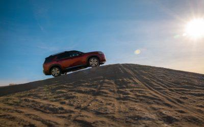 All-new Nissan Pathfinder arrives Summer 2021