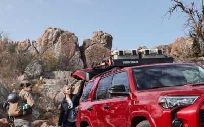 2021 Toyota 4Runner Venture Special Edition adventuring continues