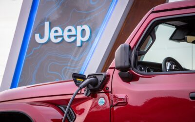 Jeep creating 4xe Charging Network at select trailheads