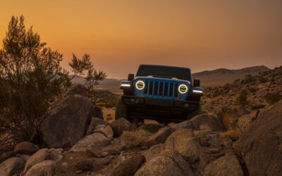 2020 Jeep Gladiator and Wrangler concept trio at 2021 Easter Safari