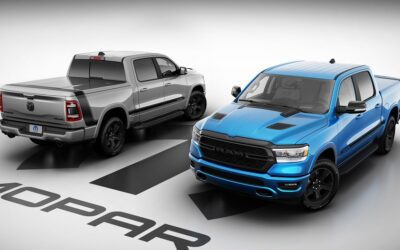 Stellantis reveals New Mopar '21 Ram 1500 Special Edition for North America