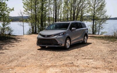 Toyota Sienna delivers even more adventure with Woodland Special Edition