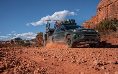 Ford Explorer gets more rugged with new Timberline
