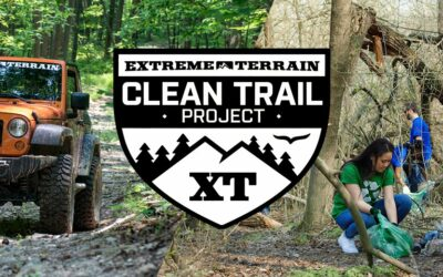 Clean Trails Initiative Grants continue from ExtremeTerrain