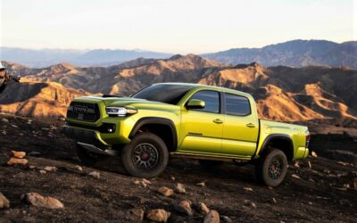 Tacoma TRD Pro to deliver more performance for 2022