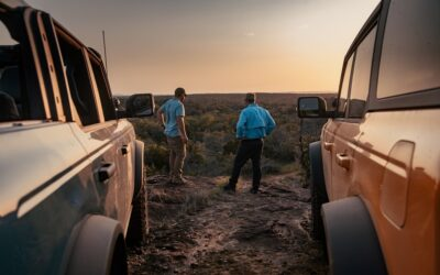 Ford Bronco Off-Roadeo Experience School opening near Austin Texas