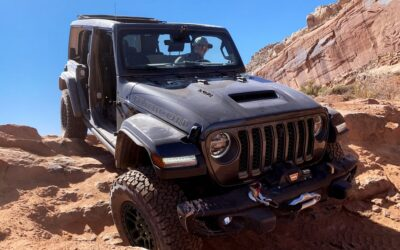 New Jeep Wrangler Xtreme Recon Package adds more 4×4 capability