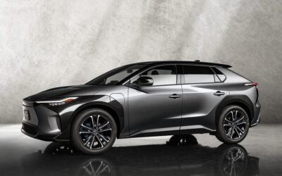 Toyota introduces bZ4X EV SUV Concept in Texas