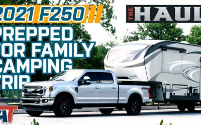 Outfitting your F-250 for camping